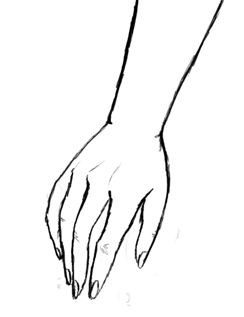 Coloring Pictures Of Human Arms 96