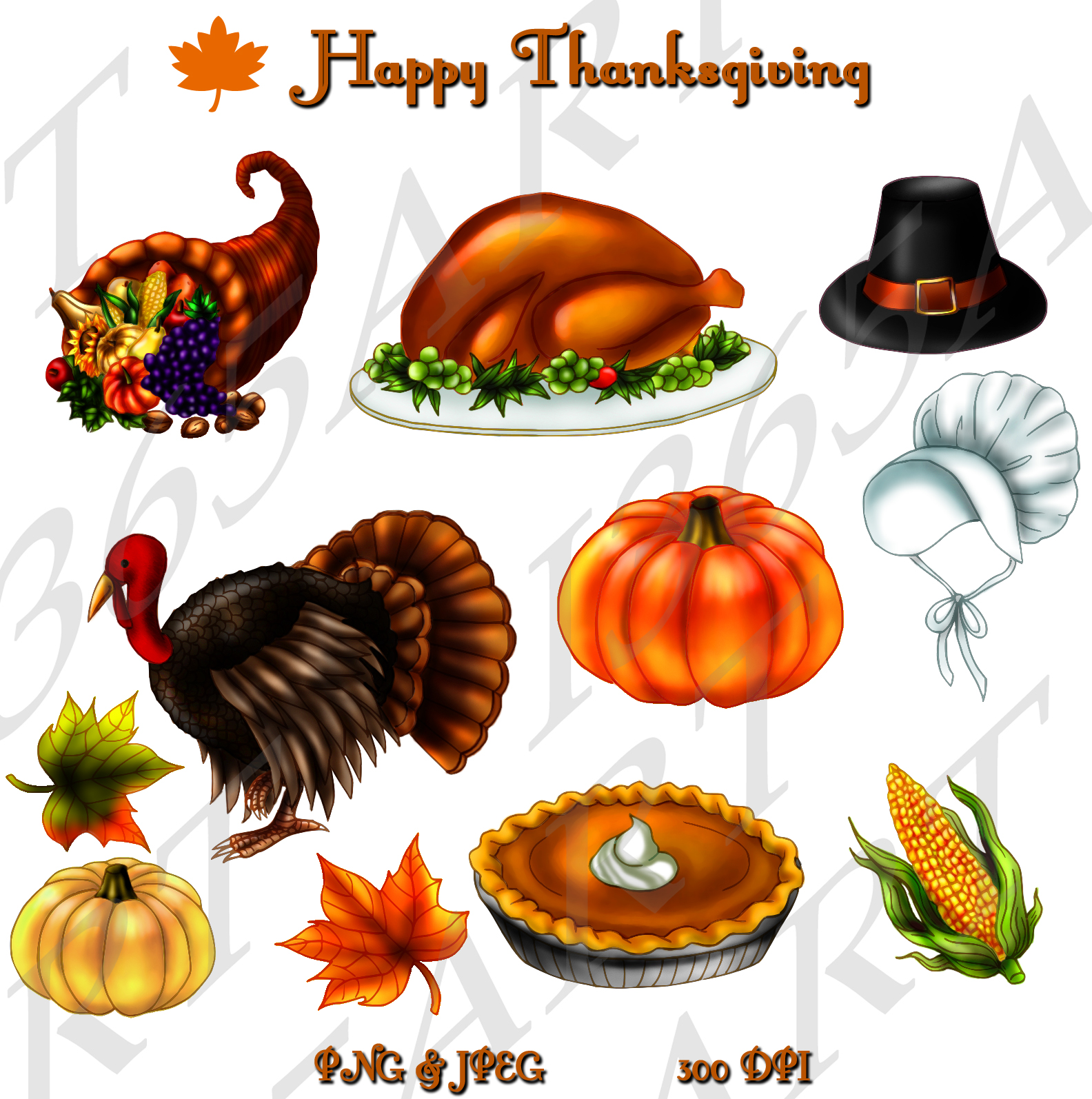 Thanksgiving banner page #282 Thanksgiving Clipart
