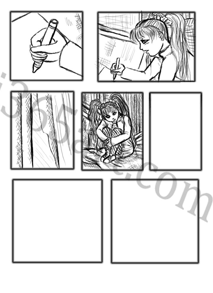 comic strip progress
