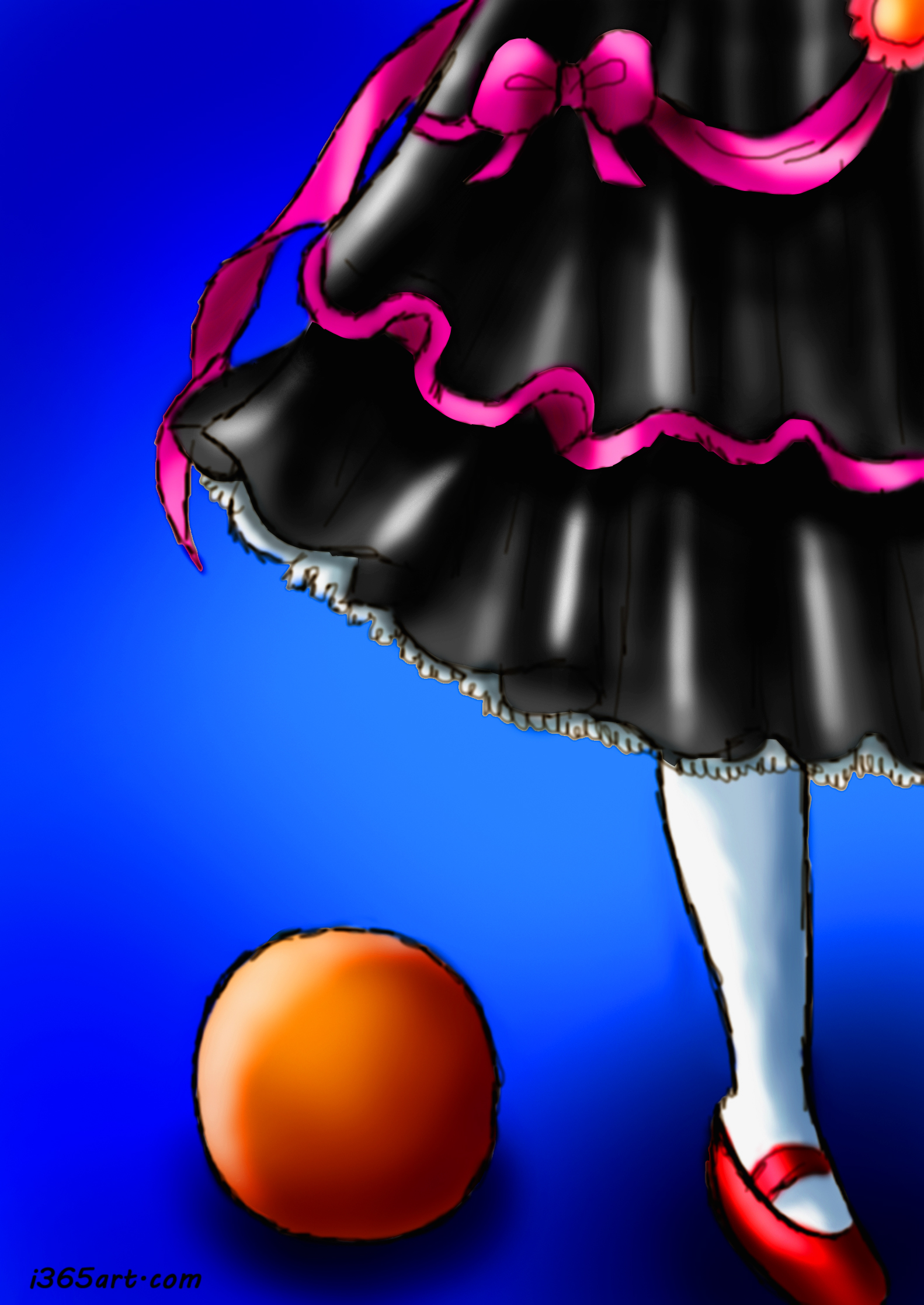 katherine black petticoat