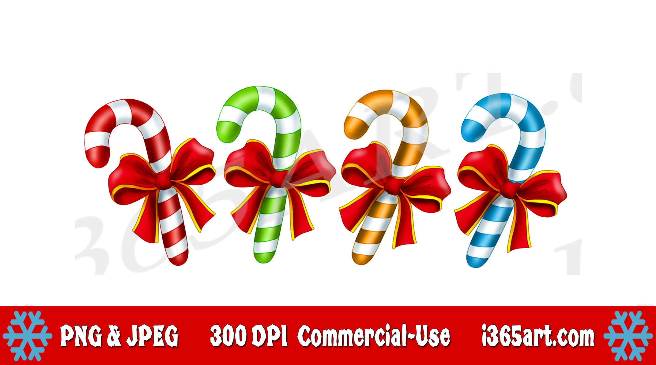 Candy Cane Clipart, Christmas Clipart, holidays, ScrapbookingPNG