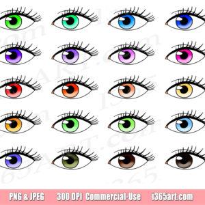 eyes clipart